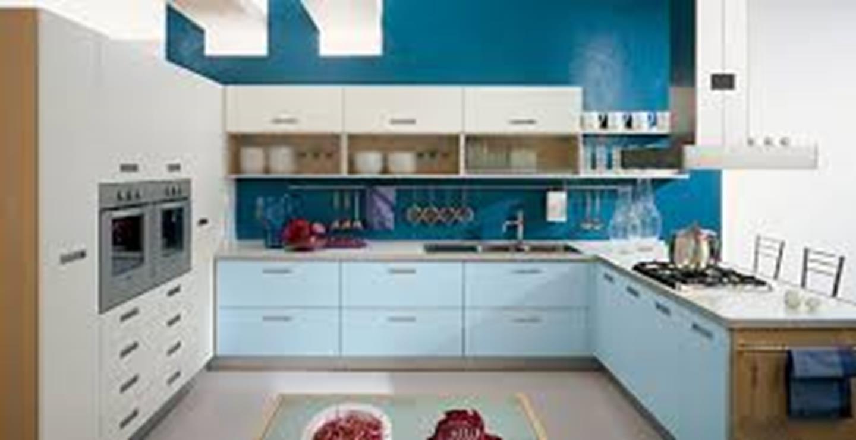 Woonkamer Inspiratie Blauw : Keuken blauw gallery of keuken blauw leuke kat woonkamer