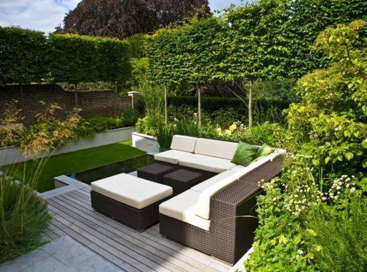 Design tuin