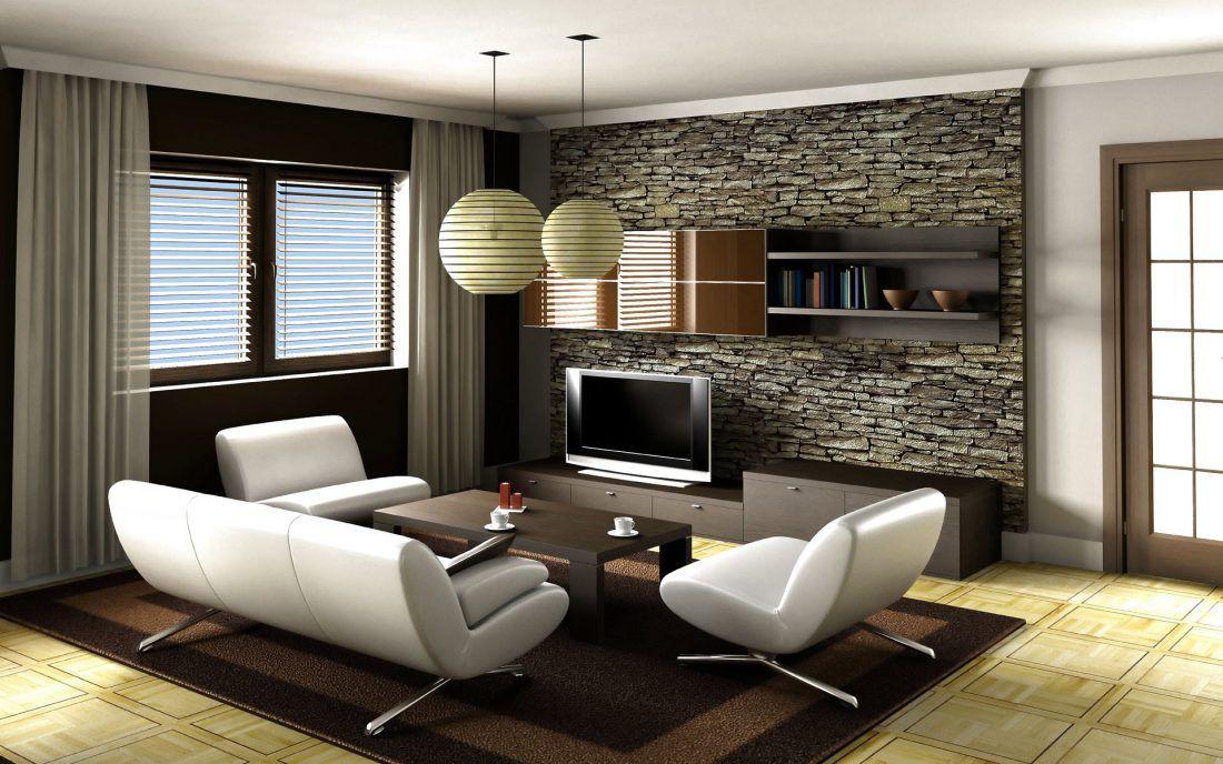 Wonderlijk Moderne woonkamer met een strak design. woonkamerinspiratie HK-07